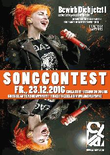 Flyer Songcontest